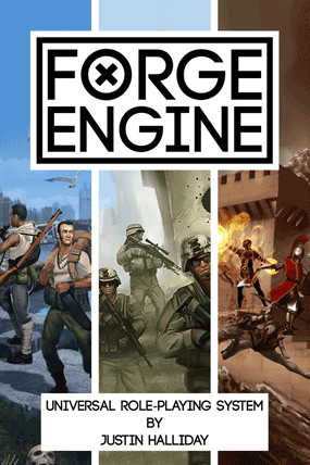 Forge Engine RPG cover