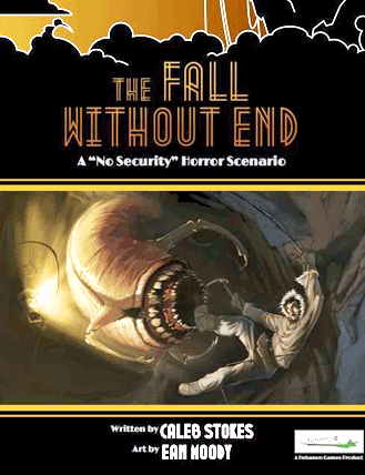 No Security - Fall Without End horror scenario cover