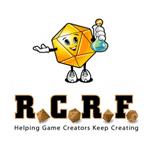 RPG Creators Relief Fund logo