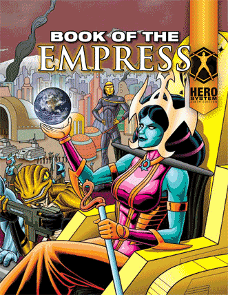 Champions Book of the Empress villain supplement