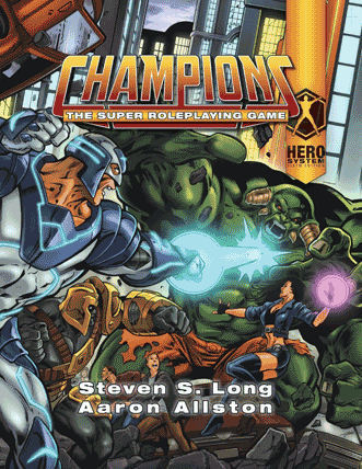 Champions Sixth Edition campaign sourcebook