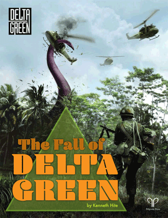 The Fall of Delta Green core rulebook