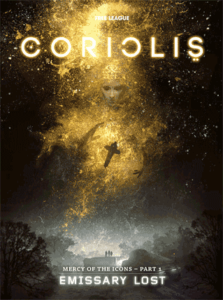 Coriolis The Third Horizon - Emissary Lost