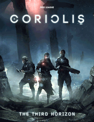Coriolis roleplaying game rulebook